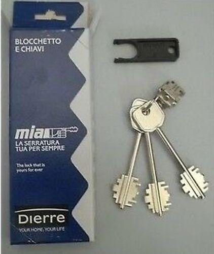Dierre bejárati ajtózár, Dierre kulcsok, Dierre ajtózár, Dierre kulcs típusok, Dierre kivitelek